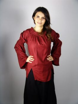 2076 Bluse rot