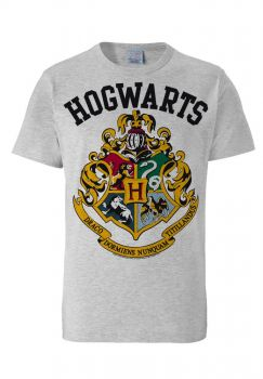 Harry Potter Easy Fit T-Shirt Hogwarts L