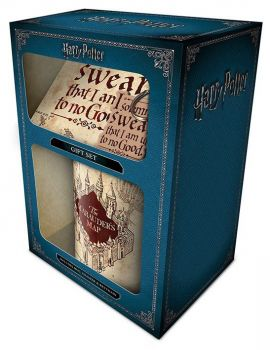 Harry Potter Geschenkbox Marauders Map