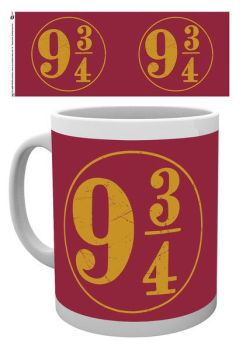 Harry Potter Tasse 9 3-4