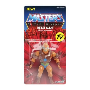 Masters of the Universe - Vintage Collection Actionfigur Beast Man 14 cm