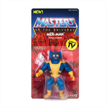 Masters of the Universe - Vintage Collection Actionfigur Mer-Man 14 cm