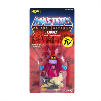 Masters of the Universe - Vintage Collection Actionfigur Orko 14 cm