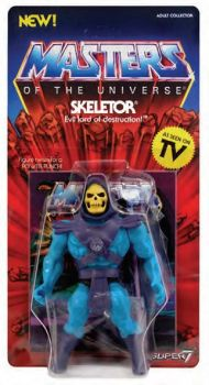 Masters of the Universe - Vintage Collection Actionfigur Skeletor 14 cm