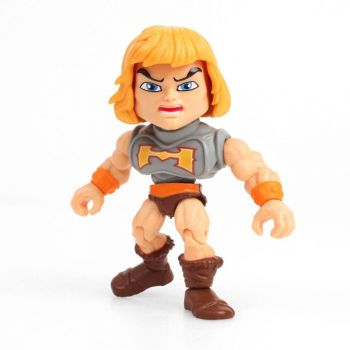 Masters of the Universe Action Vinyls He-Man Minifigur 8 cm