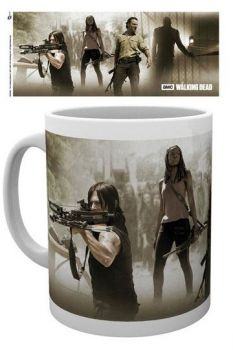 Walking Dead Tasse Banner