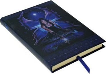 Notizbuch mit Elfe - Immortal Flight by Anne Stokes