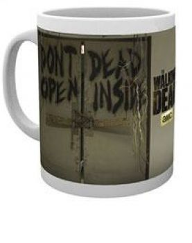 Walking Dead Tasse Dead Inside
