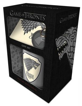 Game of Thrones Geschenkbox Stark