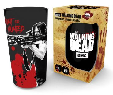 Walking Dead Premium Glas Daryl Black