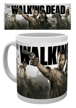 Walking Dead Tasse Banner a