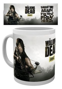 Walking Dead Tasse Daryl