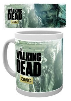 Walking Dead Tasse Zombies