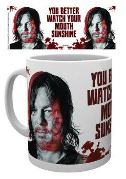 Walking Dead Tasse Sunshine