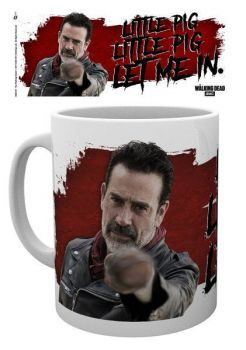 Walking Dead Tasse Little Pig