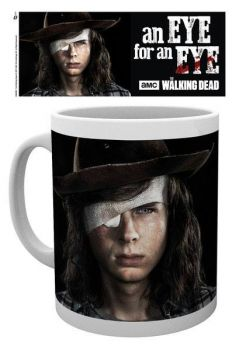 Walking Dead Tasse Carl Eye