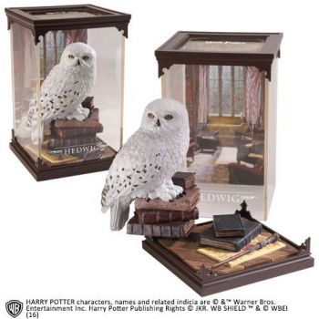 Harry Potter Magical Creatures Statue Hedwig 19 cm a