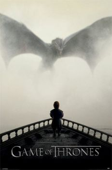 Game of Thrones Poster Dragon 61 x 91 cm