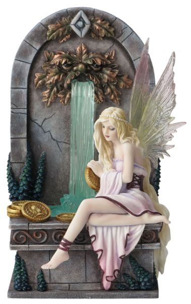 Wishing Well - Glücksbrunnen by Selina Fenech 1