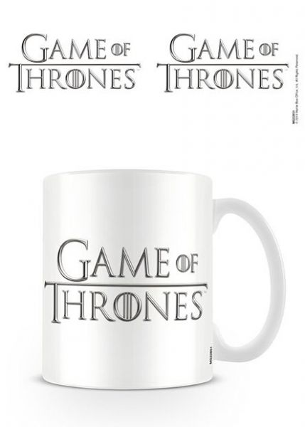 Game of Thrones Tasse Logo