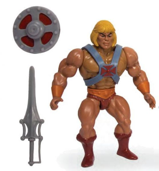 Masters of the Universe - Vintage Collection Actionfigur He-Man 14 cm