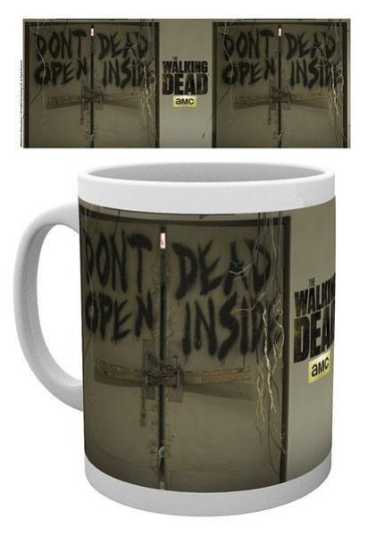 Walking Dead Tasse Dead Inside a