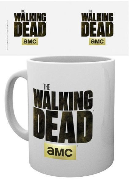 Walking Dead Tasse Logo