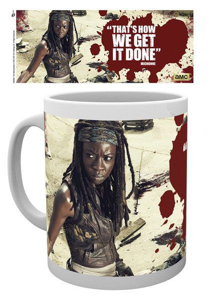 Walking Dead Tasse Michonne