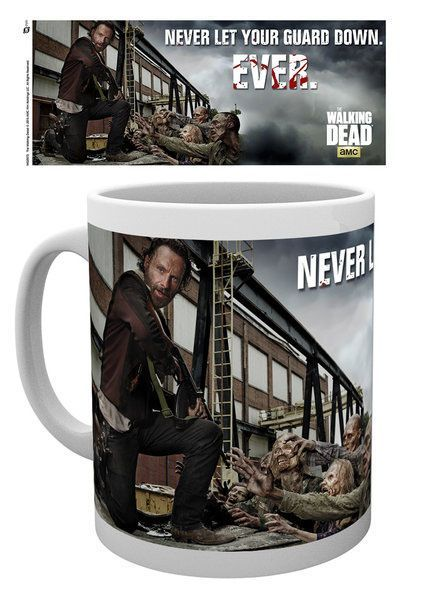 Walking Dead Tasse Rick Guard