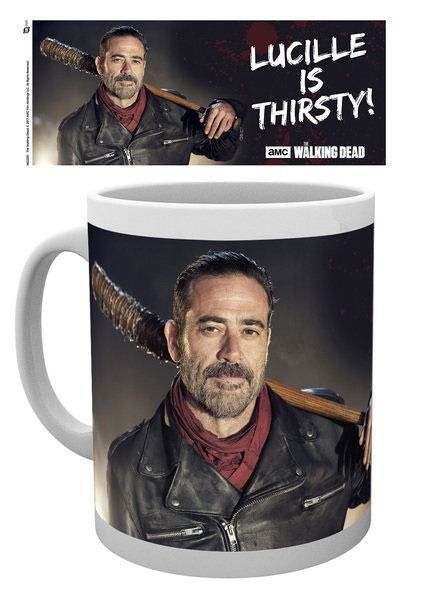 Walking Dead Tasse Thirsty Lucille