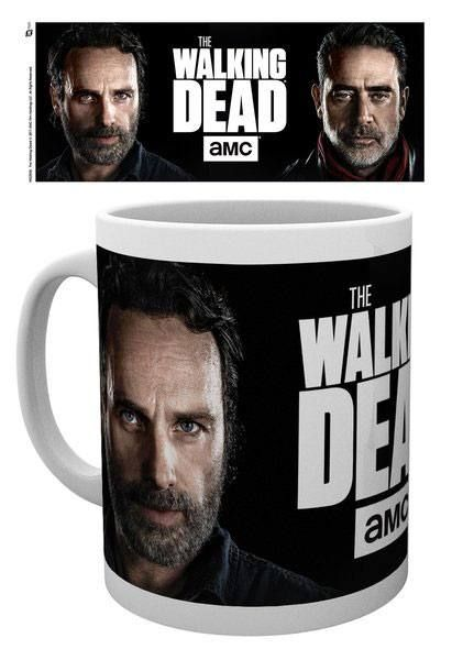 Walking Dead Tasse Rick & Negan
