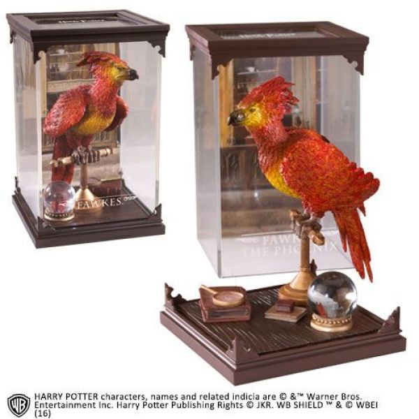 Harry Potter Magical Creatures Statue Fawkes 19 cm a