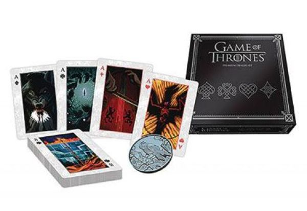 Game of Thrones Premium Spielkarten